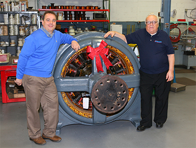 About our new jersey company precision electric motor for Electric motor repair new jersey