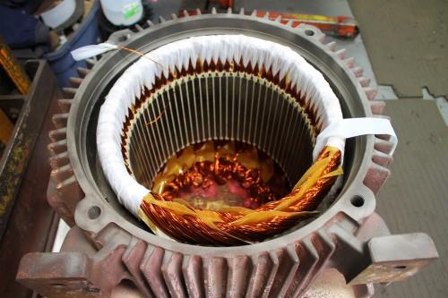 Motor Repair Shop Amp Parts Nj Precision Electric Motor