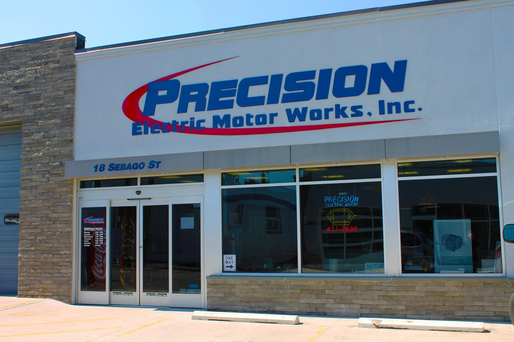 Electric Motor Repair New Jersey Shop