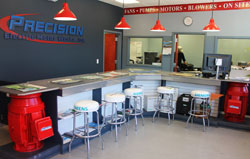 Onsite motor services nj precision electric motor works for Electric motor repair new jersey