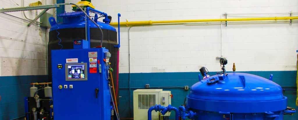 Vacuum Pressure Impregnation