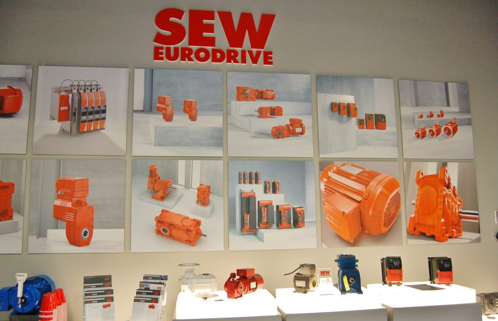 Industrial Showroom Precision Electric Motor Works
